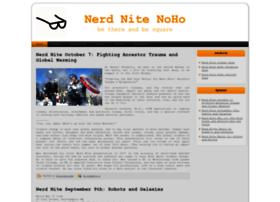 noho.nerdnite.com
