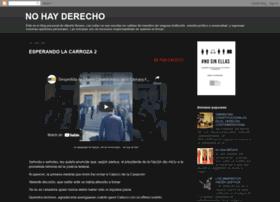 nohuboderecho.blogspot.com