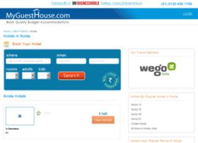 noidaguesthouses.net