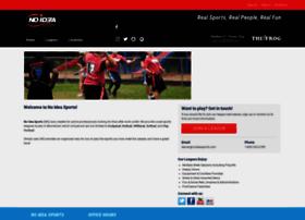 Noideasports.leagueapps.com
