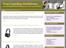 noisecancellingheadphonesreviewed.com