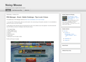 noisymouse.blogspot.sg
