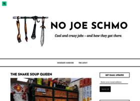 nojoeschmo.com