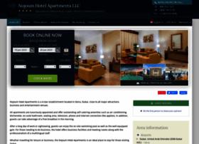 nojoum-hotel-apartments.h-rez.com