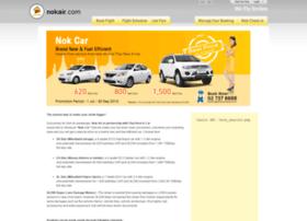 nokair.thairentacar.com