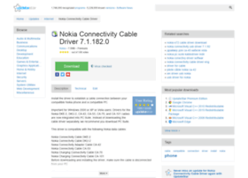 nokia-connectivity-cable-driver.updatestar.com