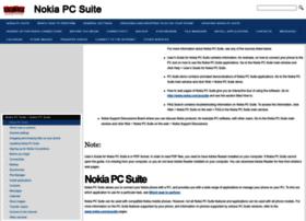nokia-pc-suite.helpmax.net