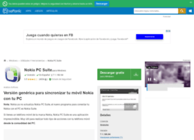 nokia-pc-suite.softonic.com