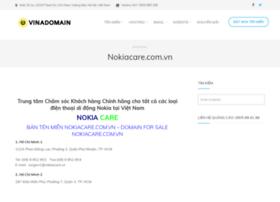 nokiacare.com.vn