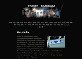 nokiamuseum.info