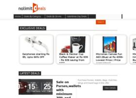 nolimitdeals.com