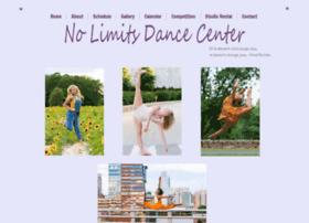 nolimitsdancecenter.com