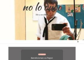 nolodudo.com