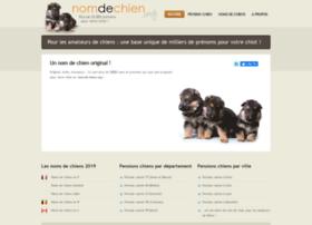nom-chien.com