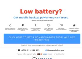 nomadcharger.com