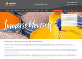 nomadic-tours.com