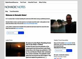 nomadicnotes.com