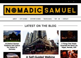 Nomadicsamuel.com