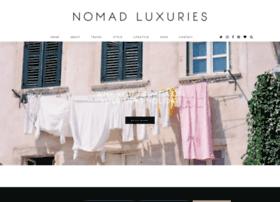 nomadluxuries.com