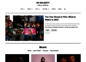nomajesty.com
