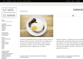 nomasdemama.com