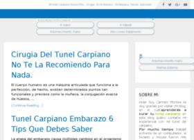 nomastunelcarpiano.com