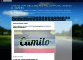 nombresparabebesvarones.blogspot.com