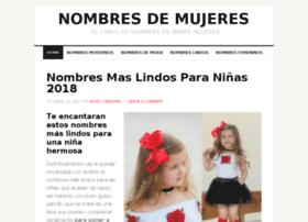 nombresparamujeres.com