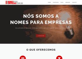 nomesparaempresas.com.br