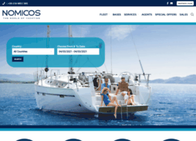 nomicos-yachts.com
