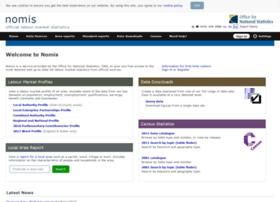 nomisweb.co.uk