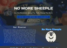 nomoresheeple.com