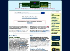 non-plagiarized-termpapers.com