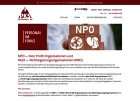 non-profit-organisationen-jobs.ch