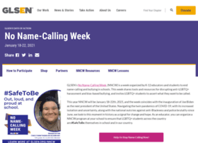 nonamecallingweek.org