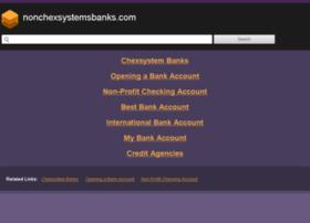 nonchexsystemsbanks.com