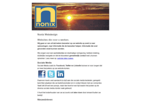 nonix-webdesign.com