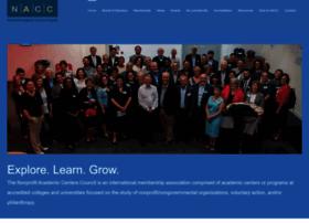 nonprofit-academic-centers-council.org
