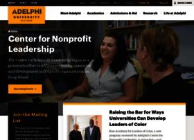nonprofit.adelphi.edu