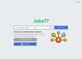 nonprofitjobs77.com
