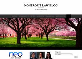 nonprofitlawblog.com