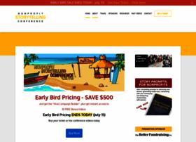 nonprofitstorytellingconference.com