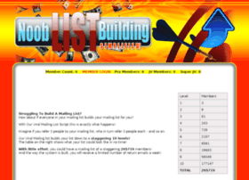 nooblistbuildingsimplified.com