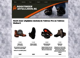 nooitmeeruitglijden.nl
