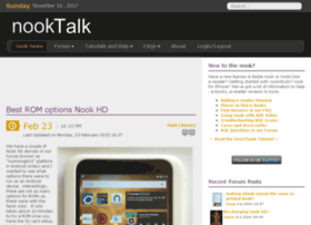 nooktalk.net