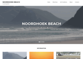 noordhoekbeach.co.za