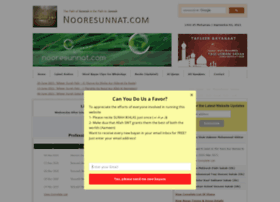 nooresunnat.com