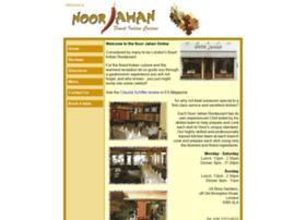 noorjahanrestaurants.co.uk