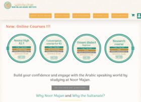 noormajan-institute.com