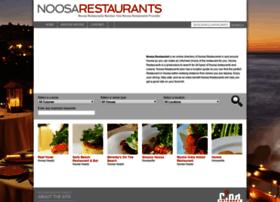 noosarestaurants.com